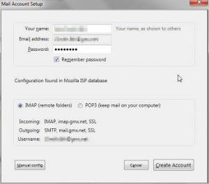 Προσθήκη mail