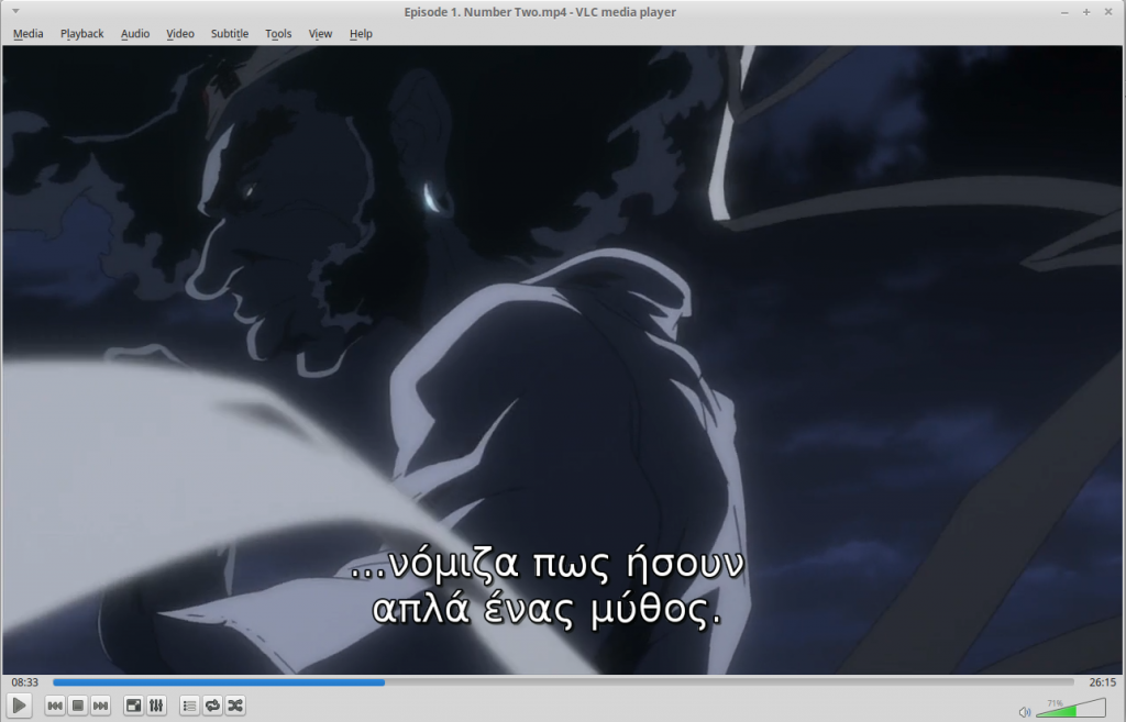 Vlc with subs