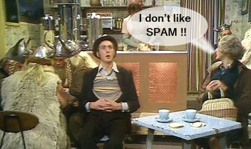 Monty Spam