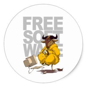 ελεύθερο λογισμικό